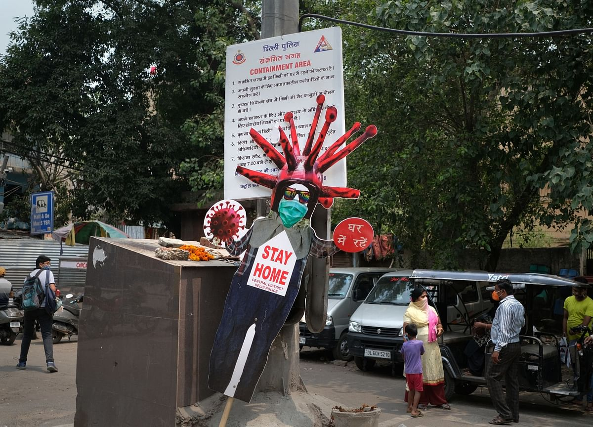 Updates: India Adds Nearly 25,000 Coronavirus Cases, 613 Deaths In 24 Hours