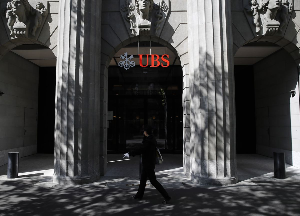 A UBS Hedge Fund Crushes Peers on Follow-the-Fed Bets