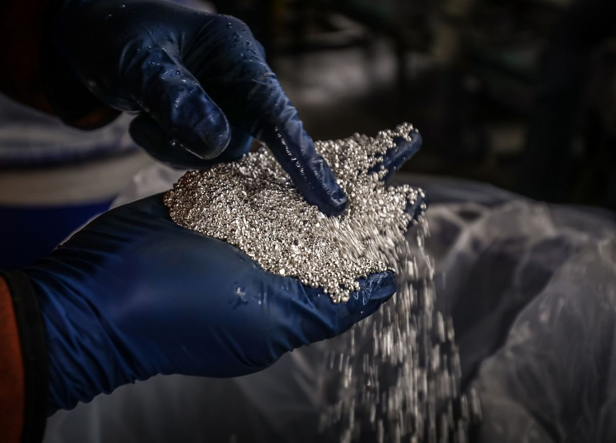 Silver Loses Shine in Top Buyer as Prices Rocket to Record High