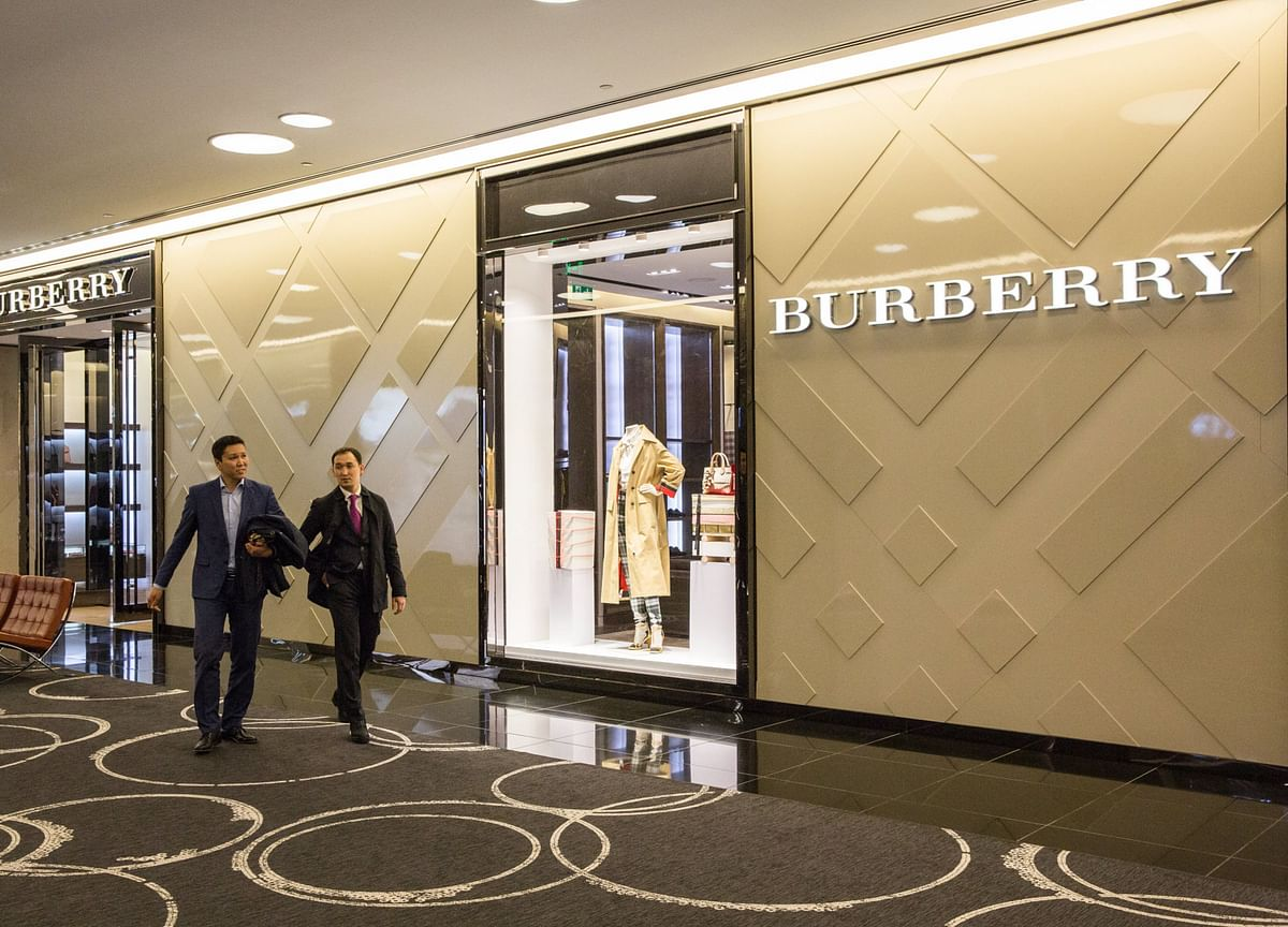 Burberry to Cut Jobs in Revamp After Lockdown Causes Sales Fall