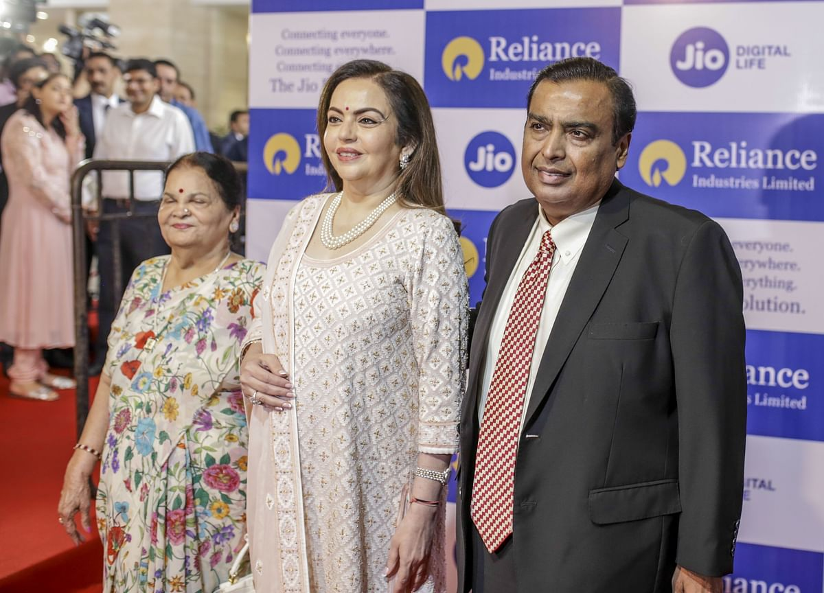 SEBI Fines Ambani Family, Other Entities For Violating Takeover Rules