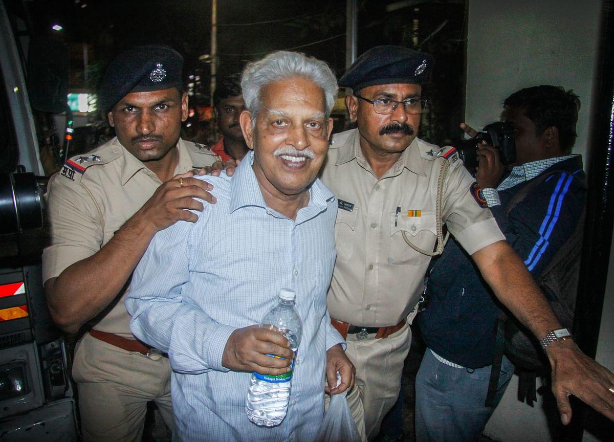 Maharashtra Government Agrees To Shift Varavara Rao To Nanavati Hospital