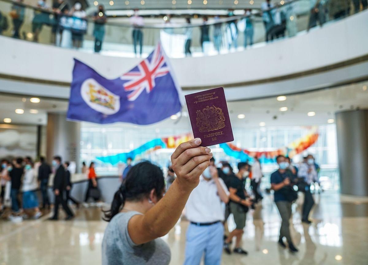 China May Refuse to Accept British National Overseas Passports