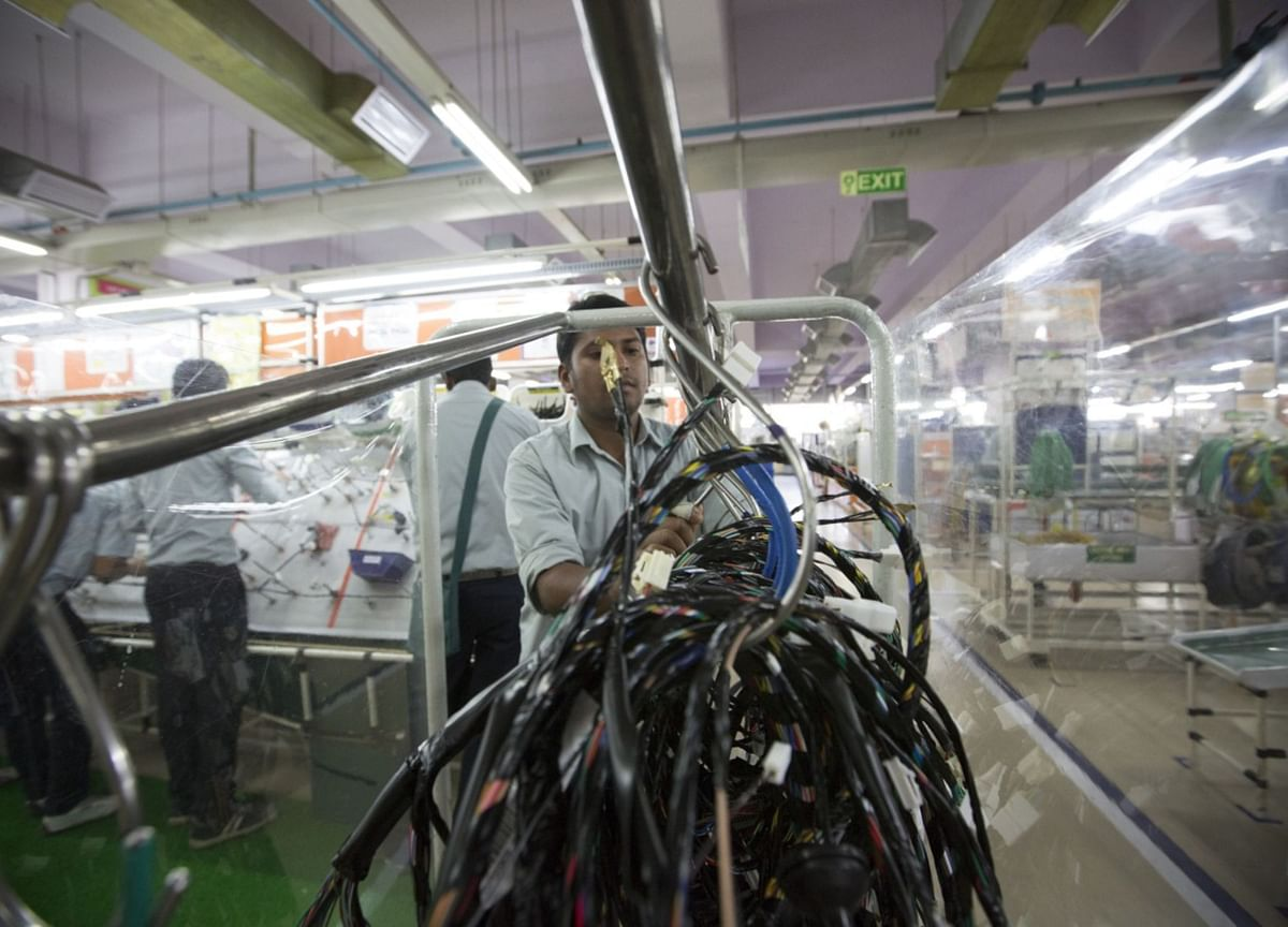 Moody's Revises Its Motherson Sumi Ratings Outlook To Negative