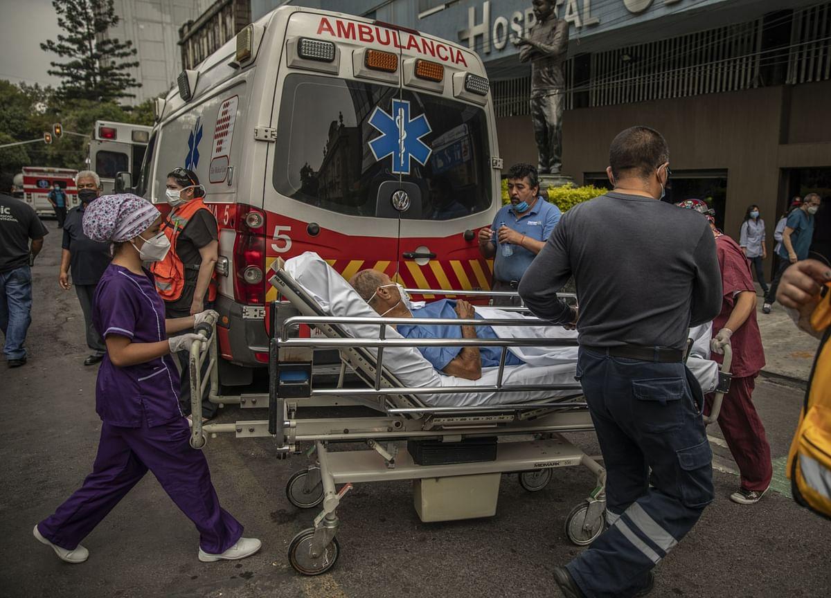 Half of Baja California's Coronavirus Patients in Hospitals Are Dying
