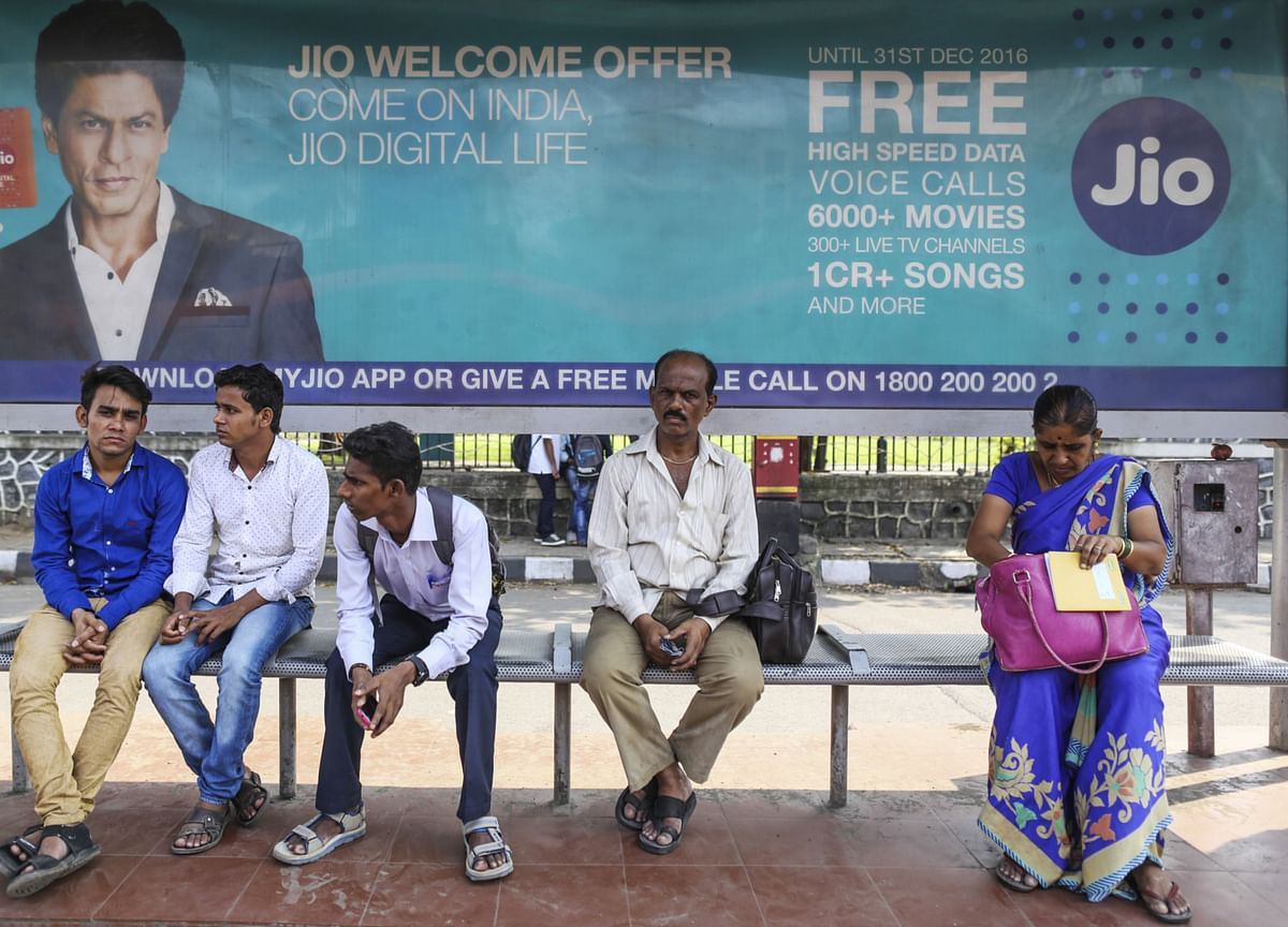 Ambani's Jio Adds Qualcomm to Backers for Digital Services Push