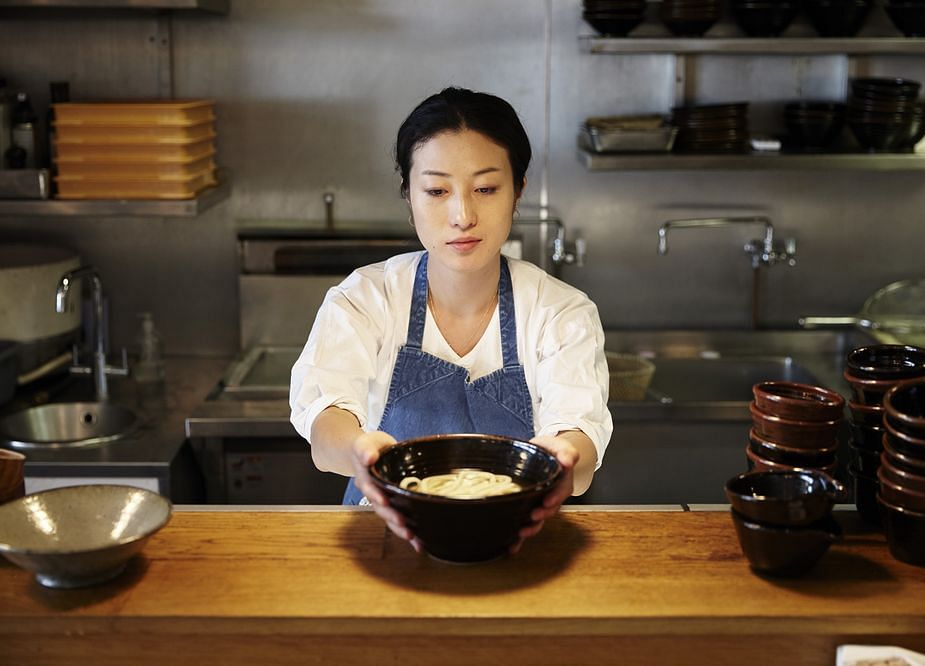 Top Japanese Chef's Simple Recipe for Lamb Cumin Rice Bowl With Egg
