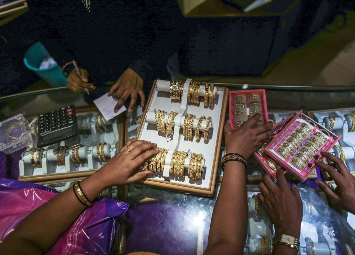 Gold Demand in India Seen Plunging to Lowest on Record