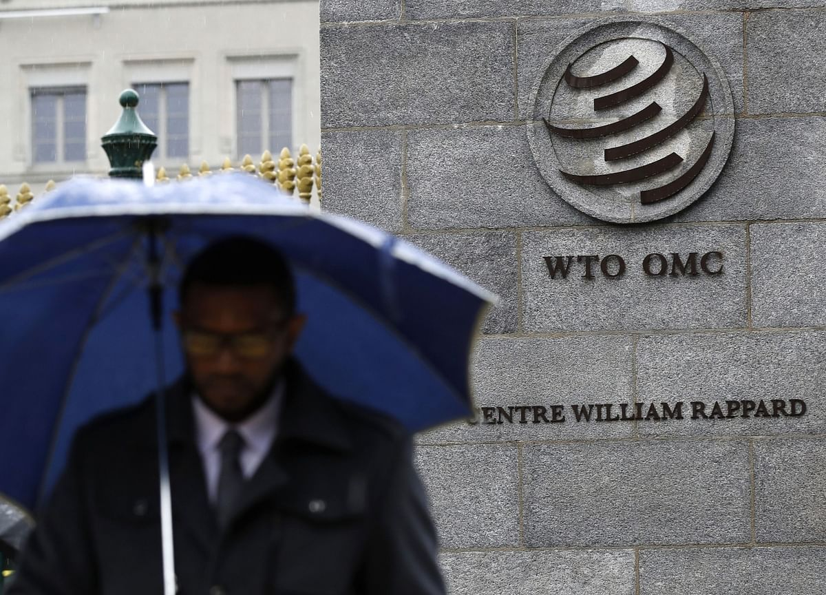 Race to Rescue WTO Draws Eight Nominees From Mexico to Moldova