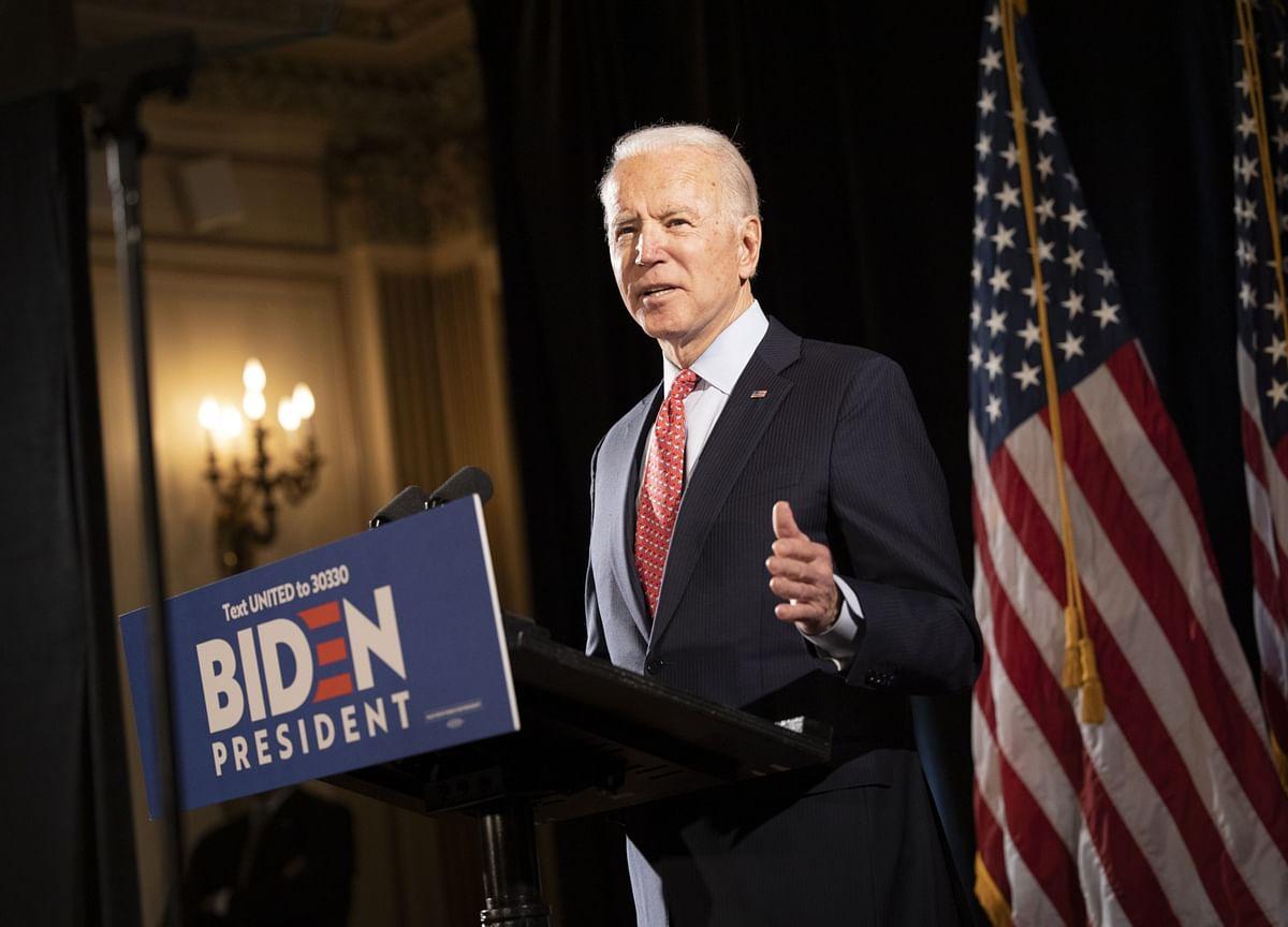 Biden Rips Into Trump for His Handling of Coronavirus Pandemic