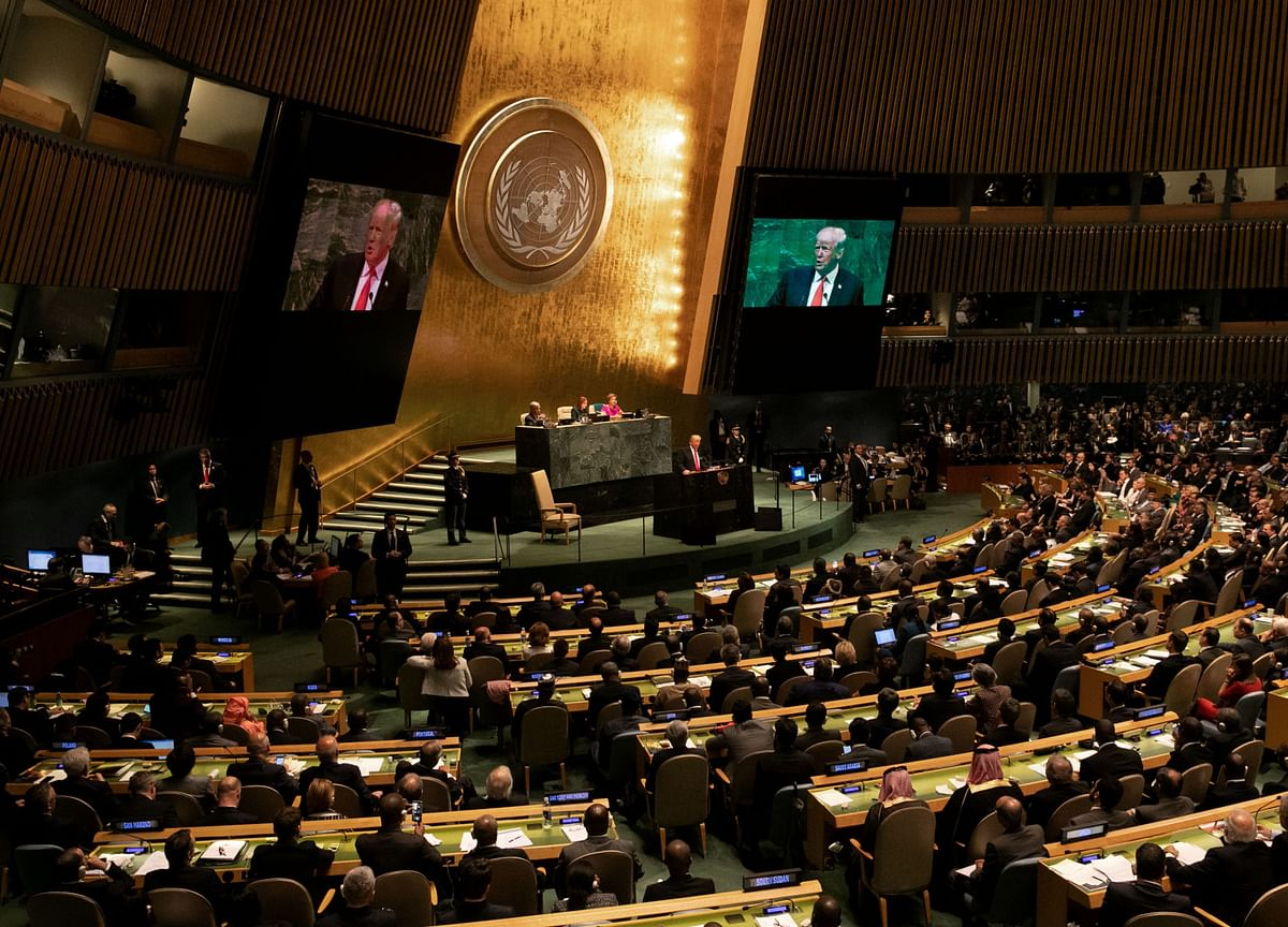World Leaders Won't Meet in NY for UN General Assembly This Fall