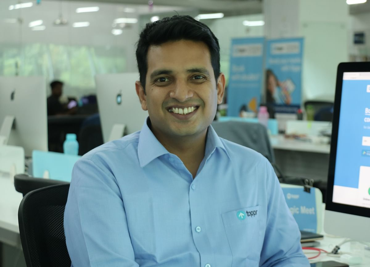 Toppr Joins India's Edtech Funding Boom With $47-Million Fundraise