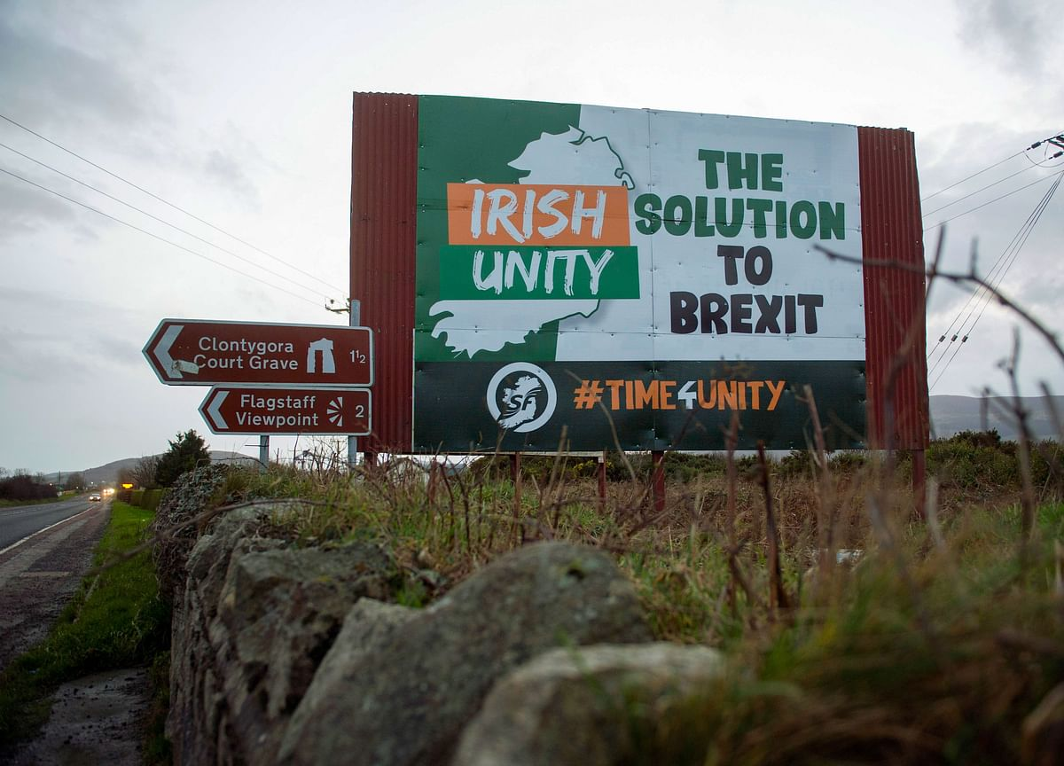 U.K. Gambling With Future of Northern Ireland After Brexit, Panel Says