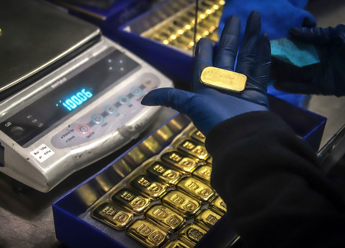 Citi Says It's 'Only a Matter of Time' Before Gold Hits a Record