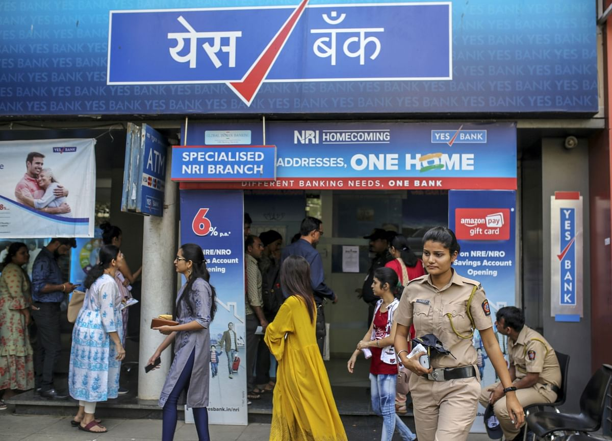 Yes Bank Raises $543 Million From Investors Ahead of Public Sale