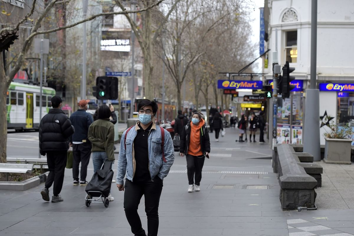 Australia Sets Virus Record as Melbourne Lockdown Struggles