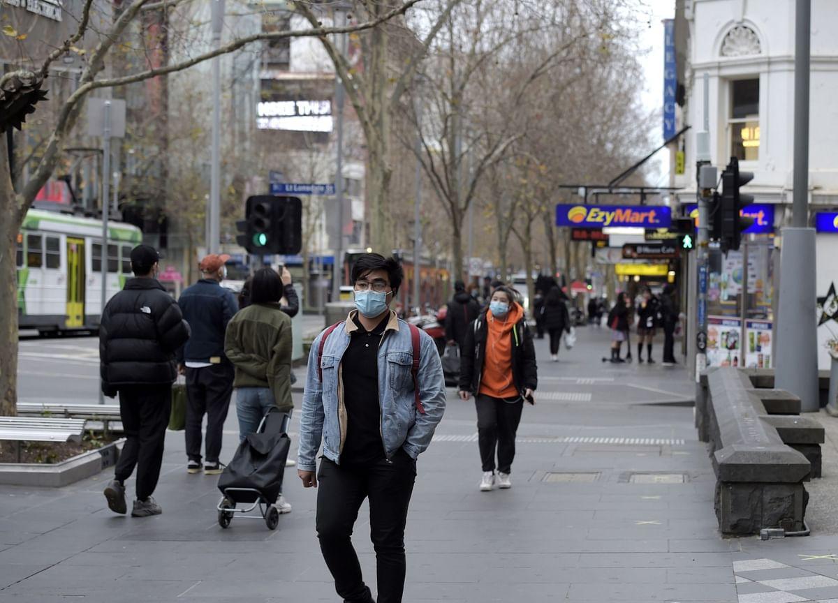 Australia Sets Virus Record as Melbourne Lockdown Struggles