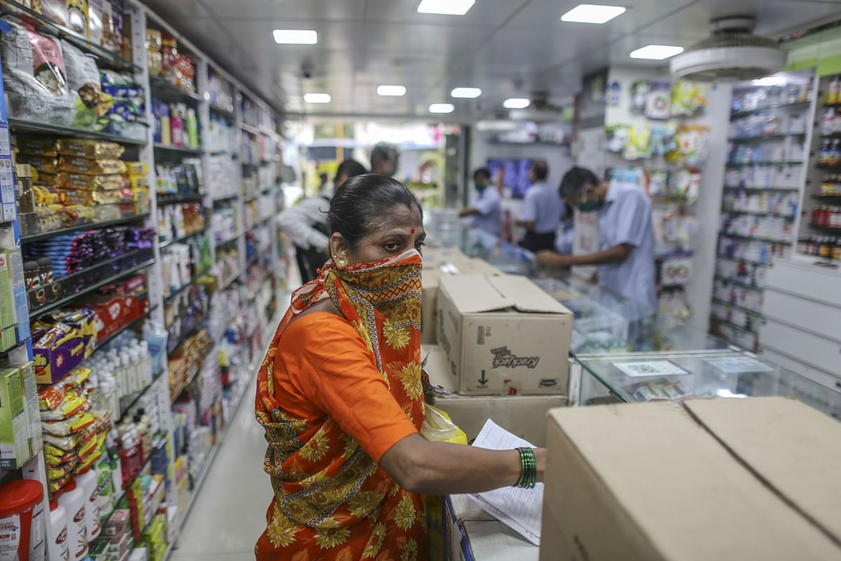 India Services PMI Improves In June