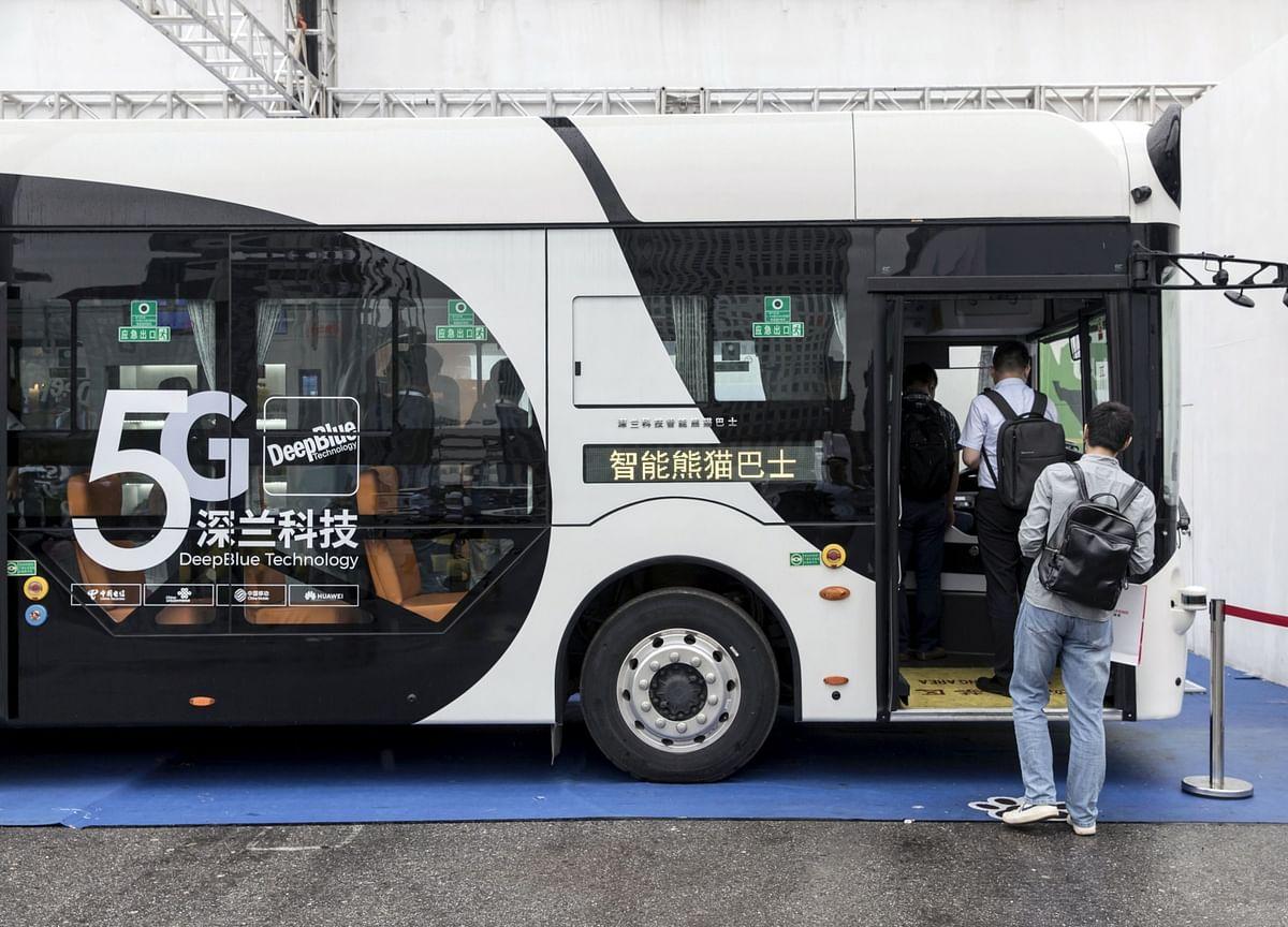 China Is Winning the Trillion-Dollar 5G War