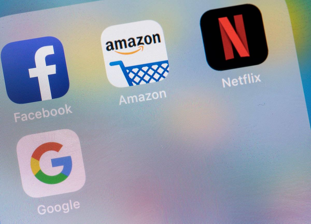 Amazon, Facebook, Apple, Google CEOs to Testify to House July 27
