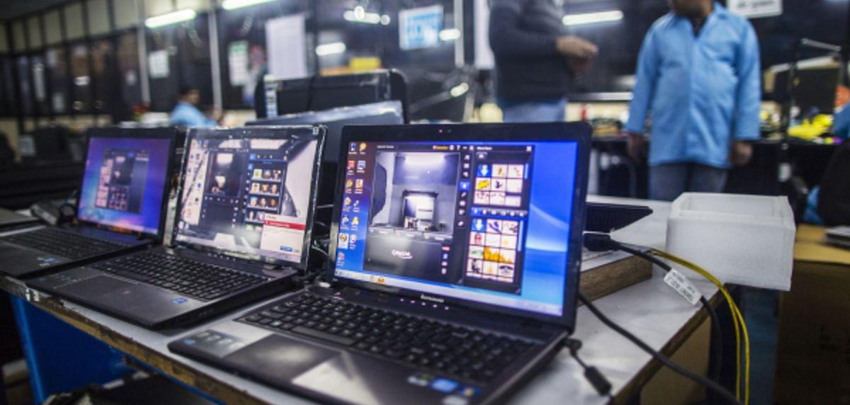 Laptops, Desktop Sales Spike, But...