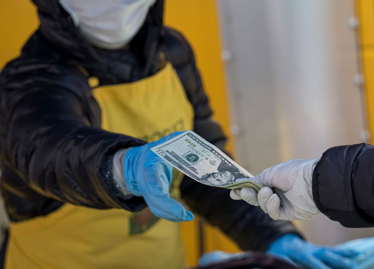 Unemployment Payments by Treasury Hit Pandemic High in June