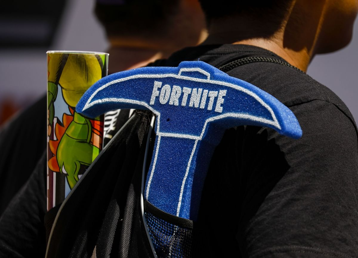 Fortnite Maker Sues Apple and Google Over App Store Dispute