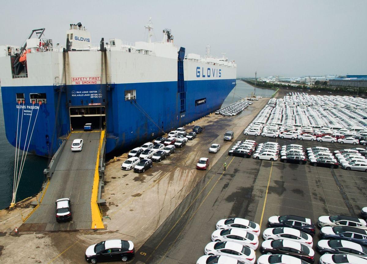 Pandemic Puts Brakes On Passenger Vehicle Exports In April-June Quarter