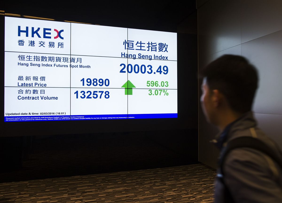 Asia's History of Strong Decembers Holds Promise for Investors