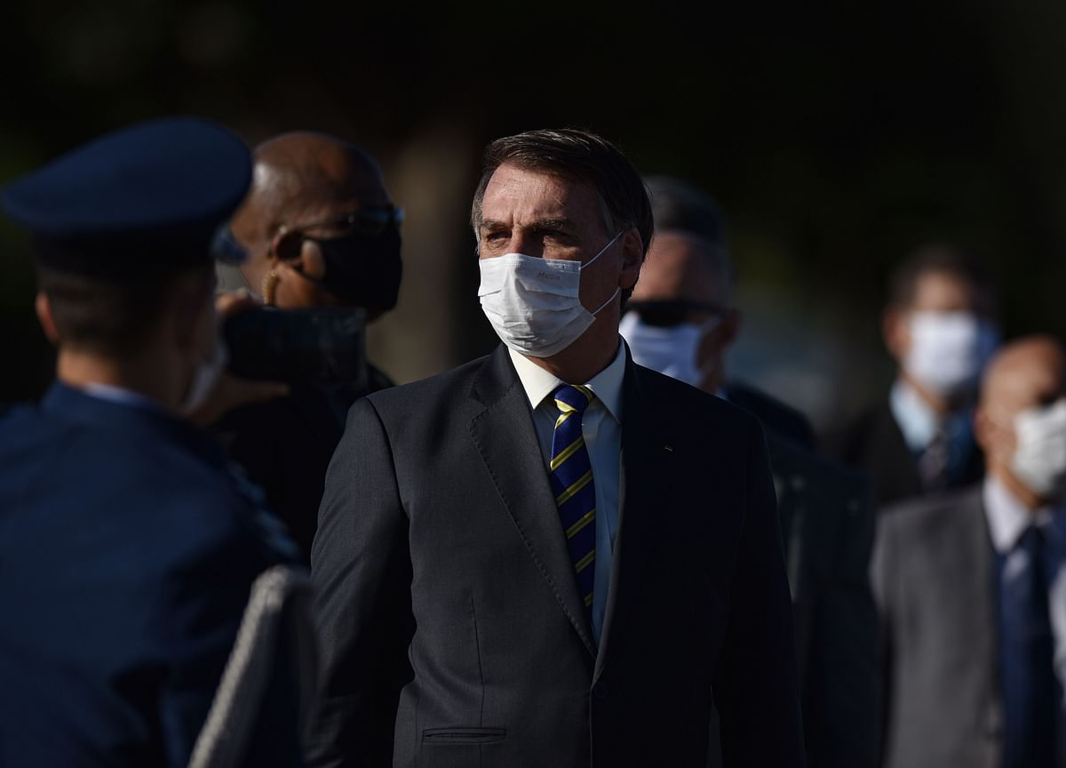 Bolsonaro Slams Chinese Vaccine His Government Agreed to Buy