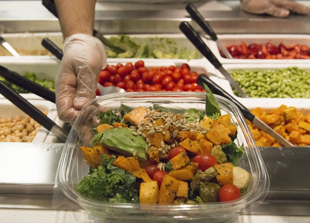 Americans Use Pandemic to Get In Shape With More Organic Food