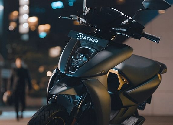 Ather Energy Gets Fresh Funding From Hero MotoCorp