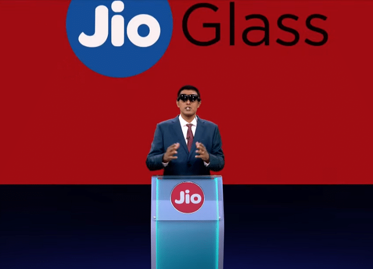 Reliance AGM 2020: Mukesh Ambani Dives Into  Nascent Market With Jio Glass