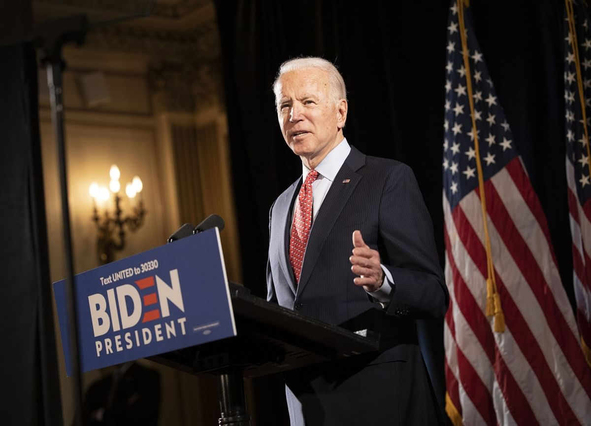 Biden Makes Economic Argument for Federal Spending on Caregiving