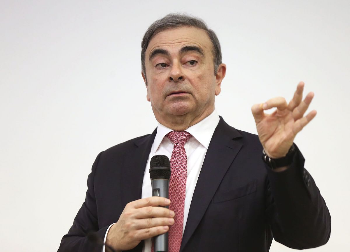 Ghosn Probe Finds Daughter Met Accused Escape Accomplice