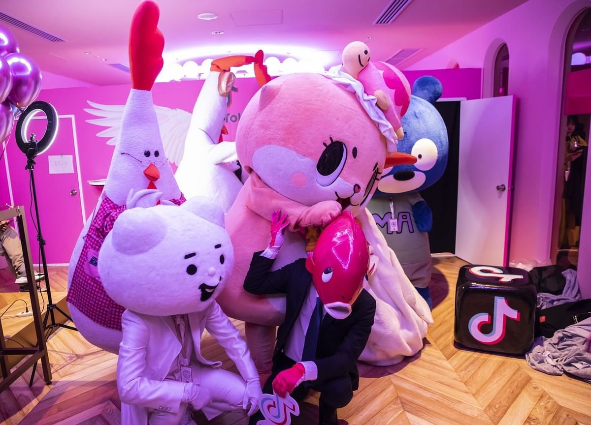 TikTok Pulling Out of Hong Kong After China Law Controversy