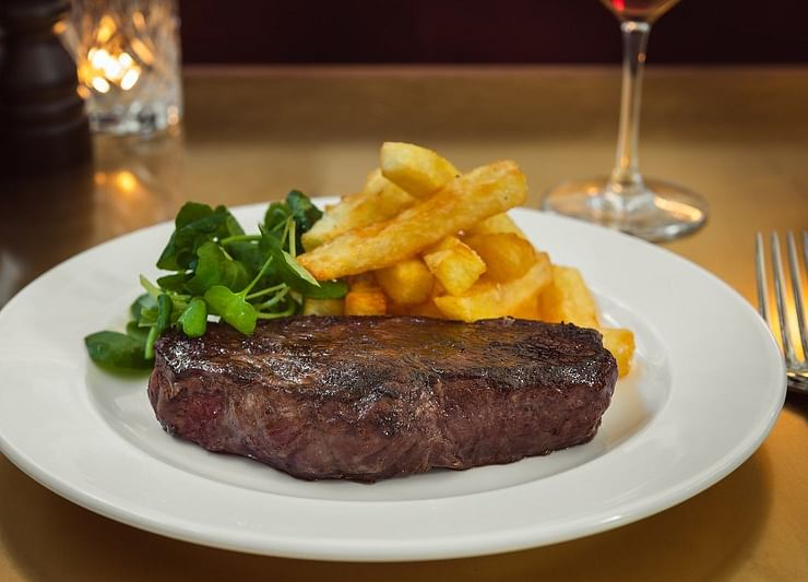 One of London's Best Steaks Is Now Just $13