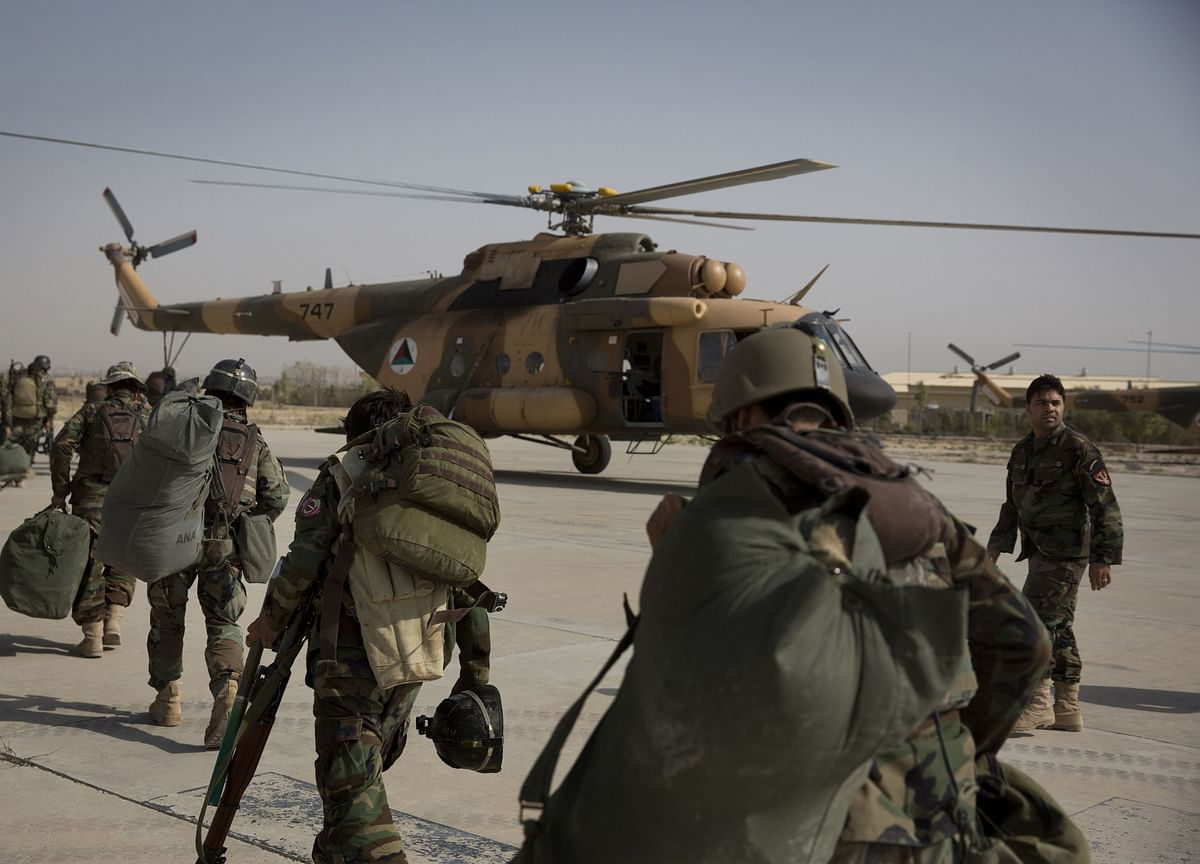 U.S. Withdrawal Opens Way for Terror Alliance in Afghanistan
