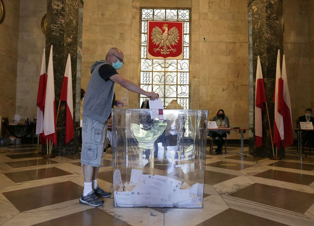 High-Stakes Vote in Poland Tests Populist Rule