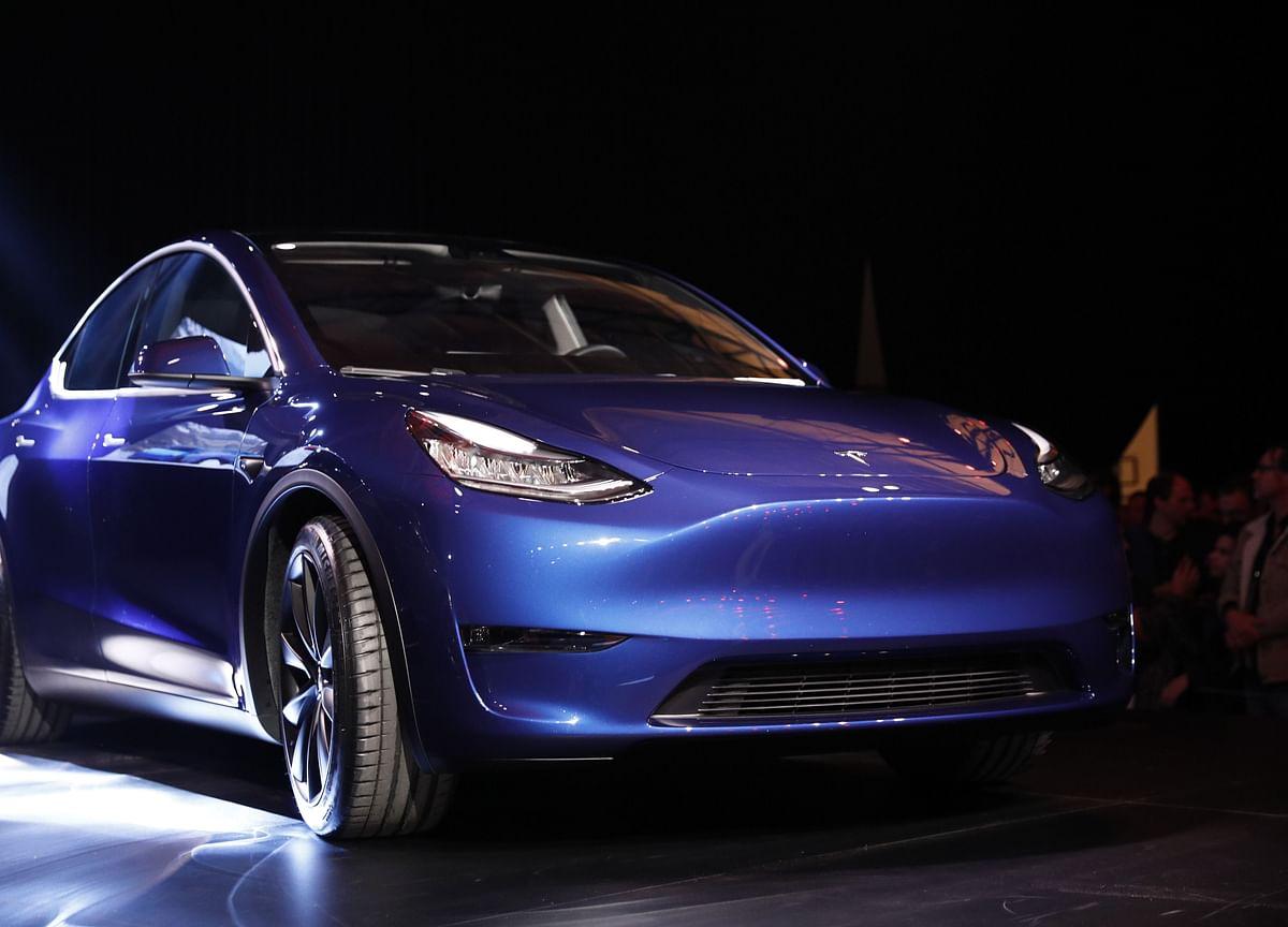 Tesla Shaves $3,000 Off Model Y Price Months After Sales Start
