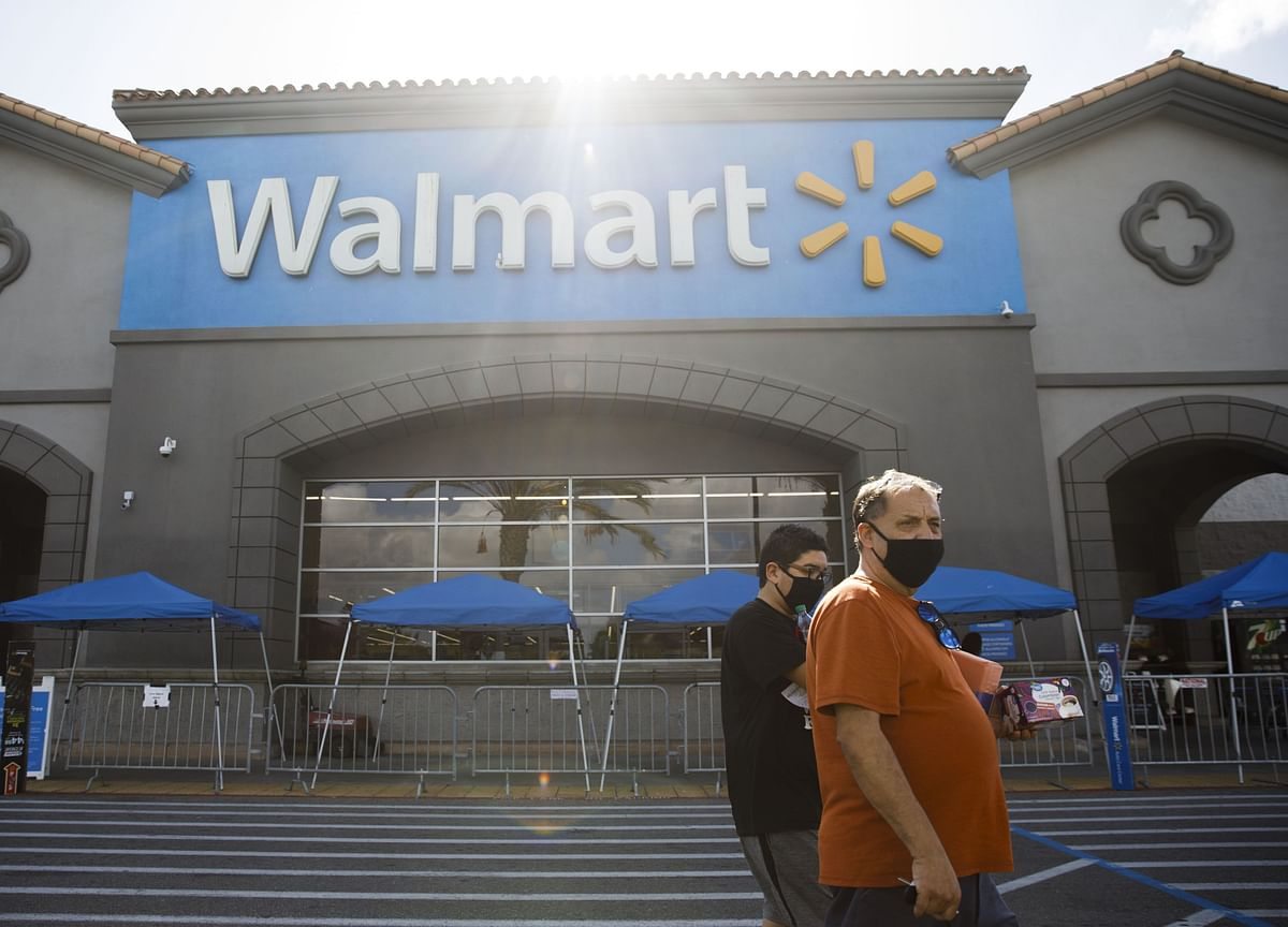 Is Walmart the Tipping Point on Masks? Let's Hope So