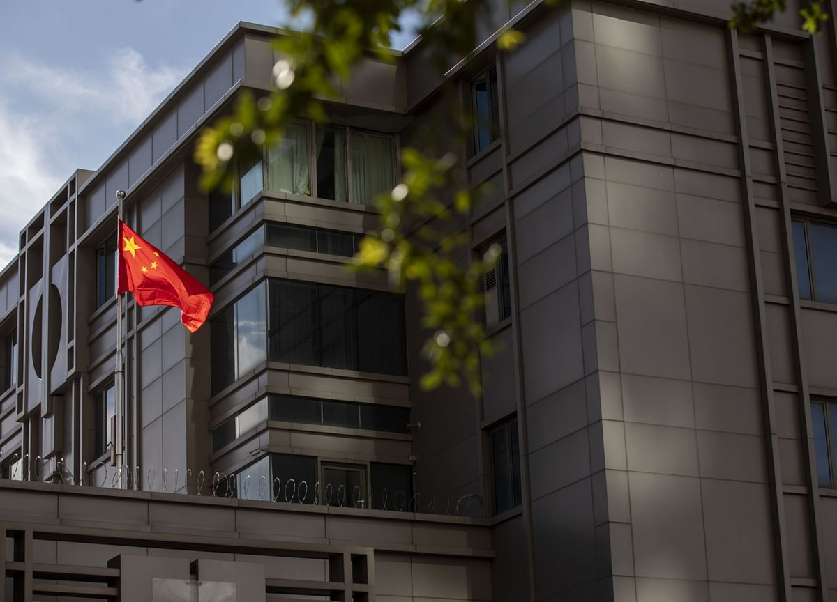 China Consulate Fight Shows Trump's Hardliners Are in Charge