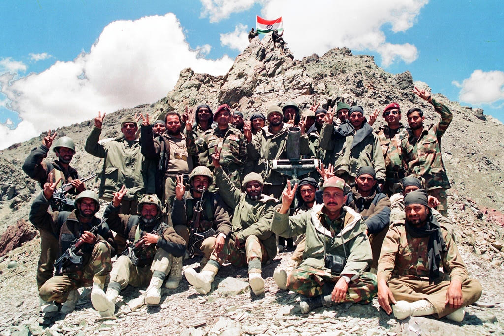 Kargil Vijay Diwas: Prime Minister Narendra Modi Recalls Valour Of Indian Soldiers In Kargil War