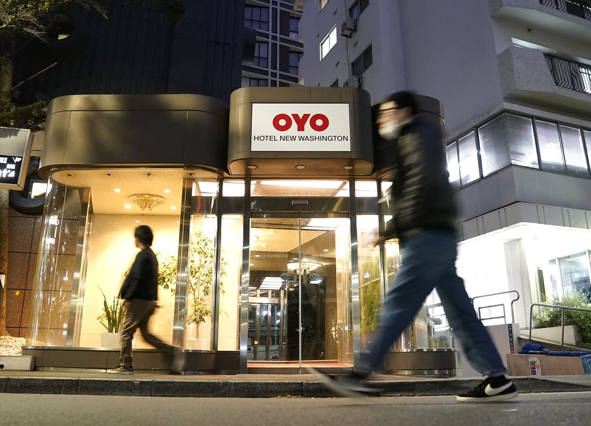 Oyo Is Slashing Footprint and Headcount in Virus-Hit Japan