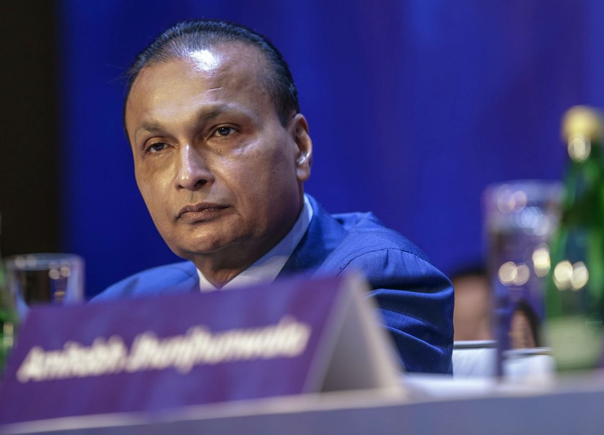 Supreme Court Declines SBI Plea Against Stay On Anil Ambani Insolvency Case