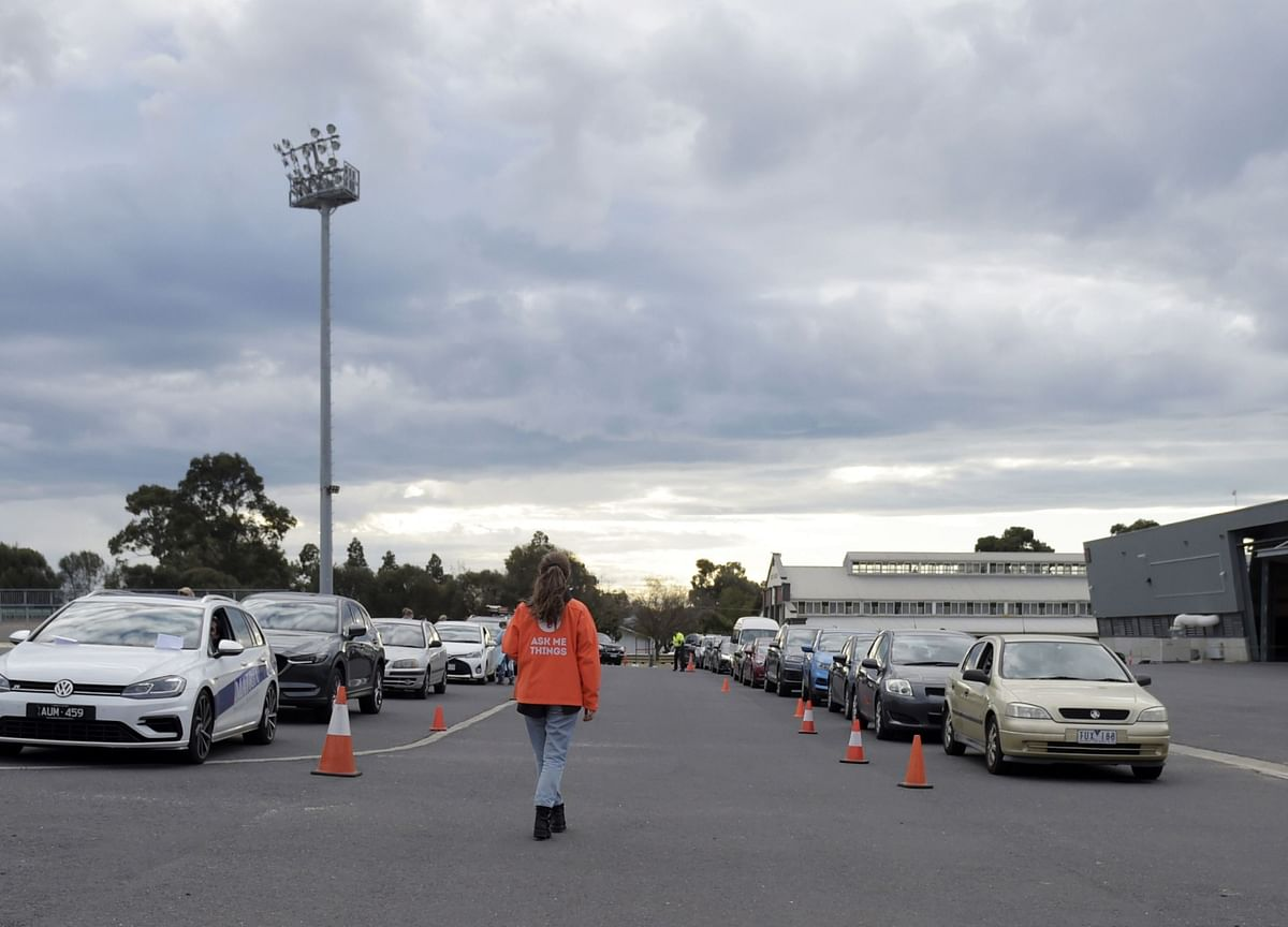 The Mistakes That Pushed an Australian City Back Into Lockdown