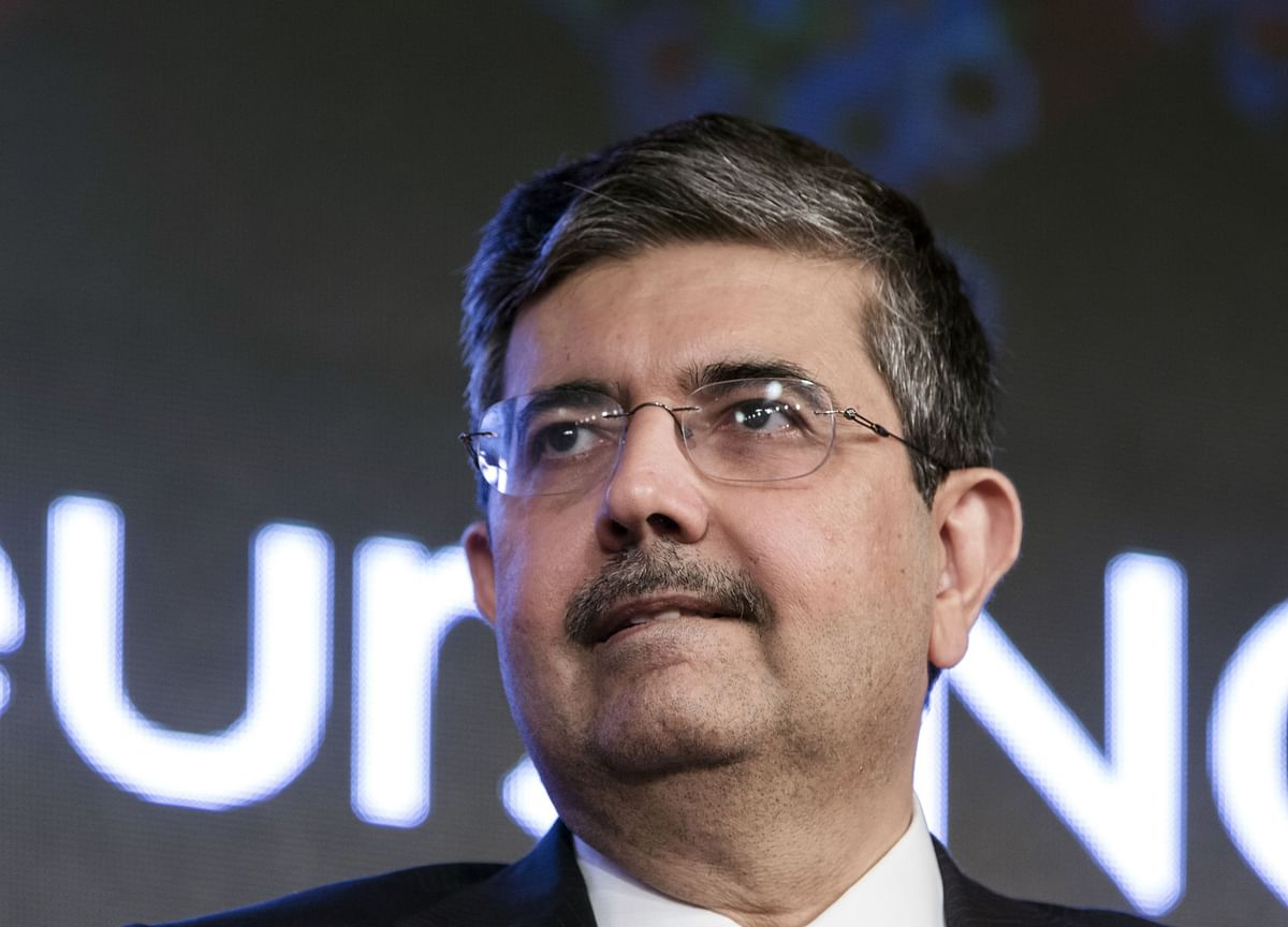 Uday Kotak Says 'Succession From Me Isn't Necessarily To My Son'