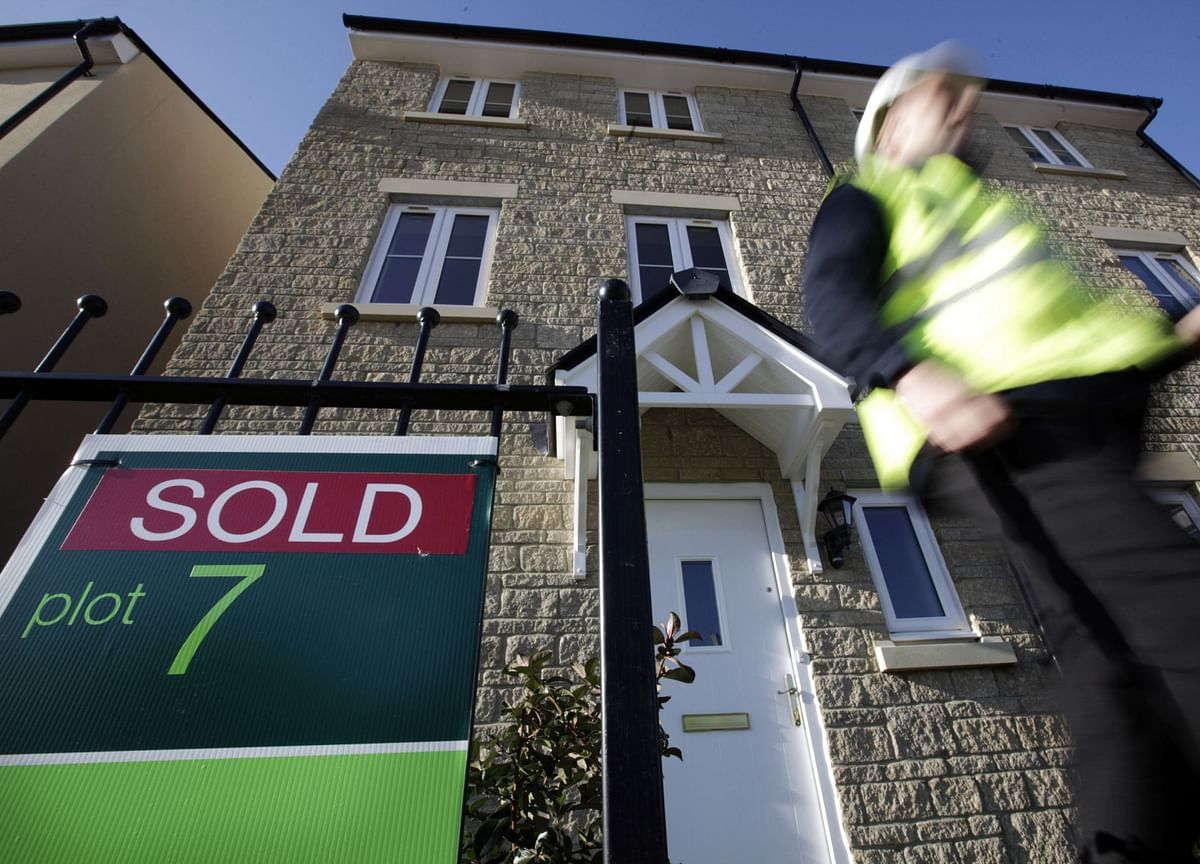U.K. House Prices Seen Growing as Much as 3% for Rest of 2020