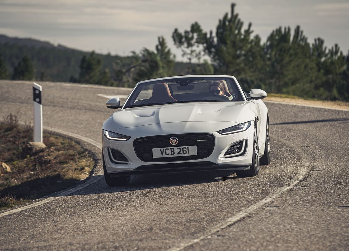 Jaguar's F-Type Needs a Big Refresh. The 2021 Update Falls Short