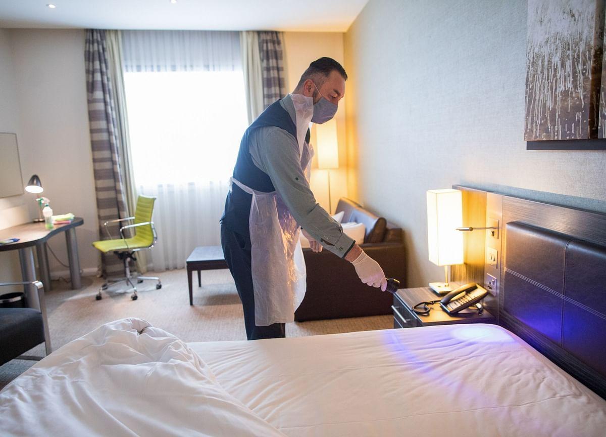 U.K. Hospitality Industry Sales Slump 87% as Coronavirus Lockdown Bites